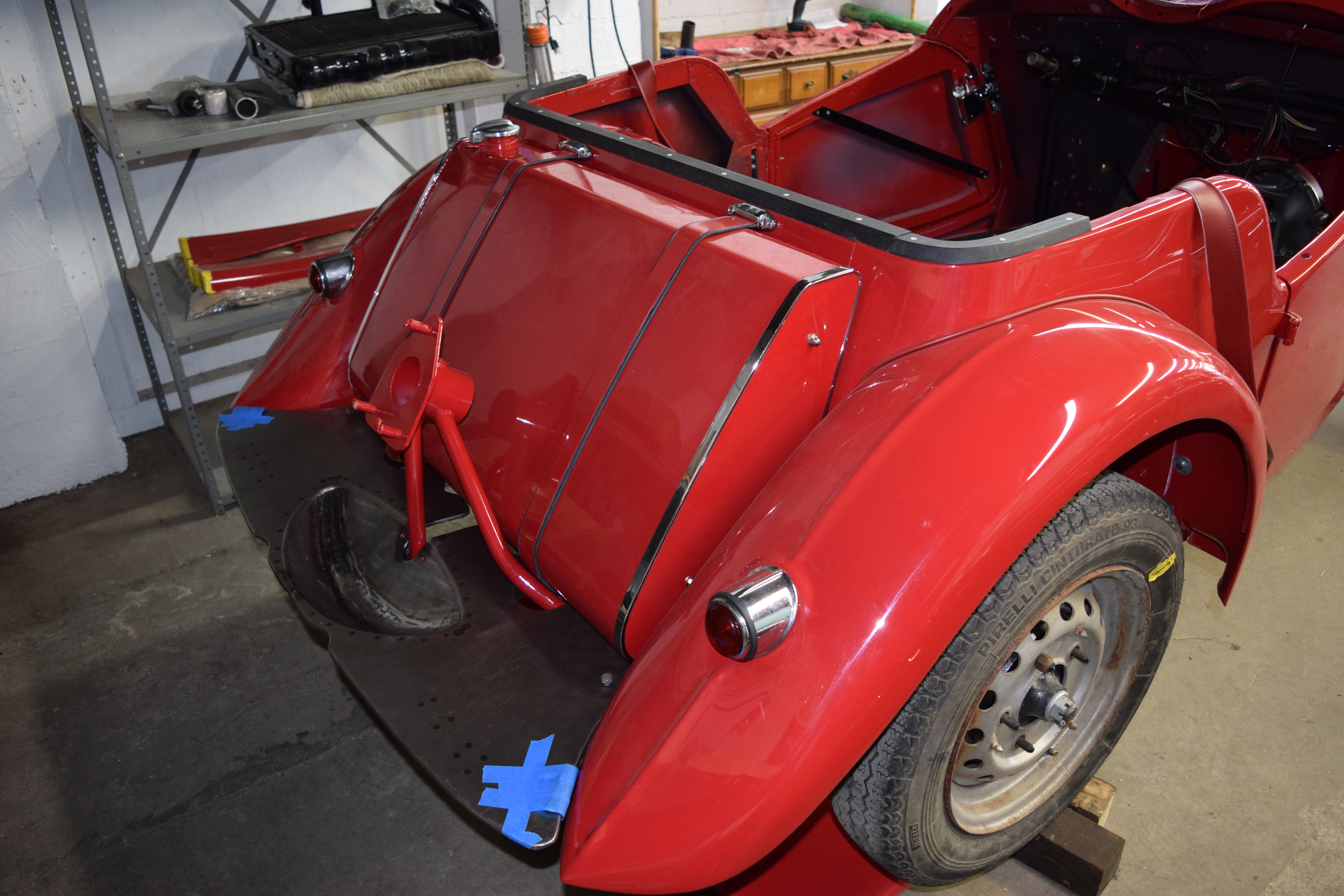 Sports car services lets take a brief minute or two to discuss the history of the mg and their tf and tf 1500 model mg was a european car company founded in 1924 by william vanachro Images